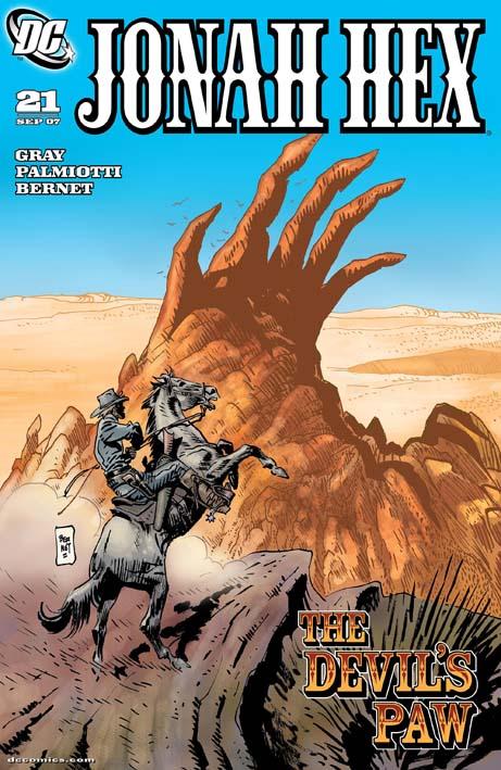 Cover di Jordi Bernet