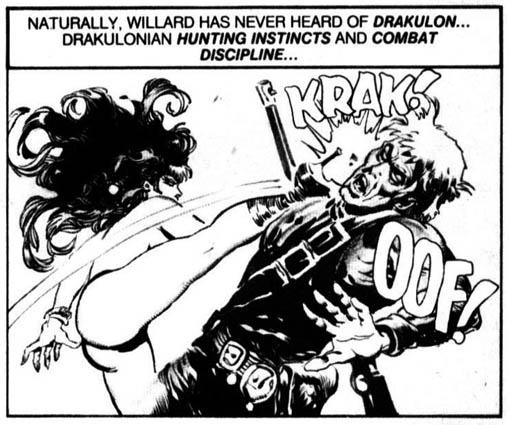 Arti marziali drakuloniane!