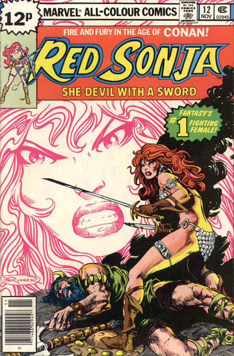 Cover di Frank Thorne