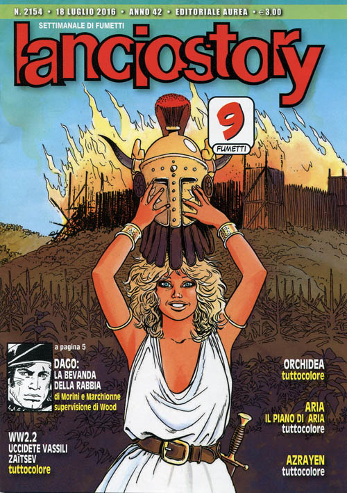 Cover di Michel Weyland