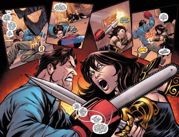 Ash versus Xena: scontro di titani!