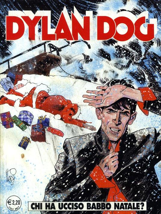 Babbo Natale Assassino.Natale 2018 Dylan Dog Contro Babbo Natale 2002 Fumetti Etruschi